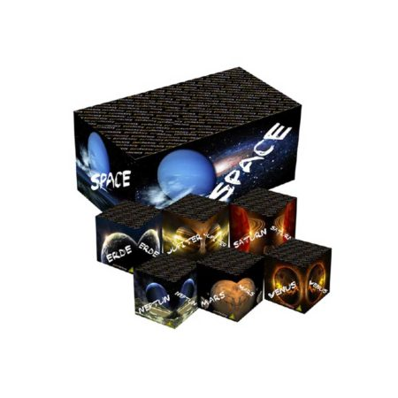 Space – 6 Stk. Multipack
