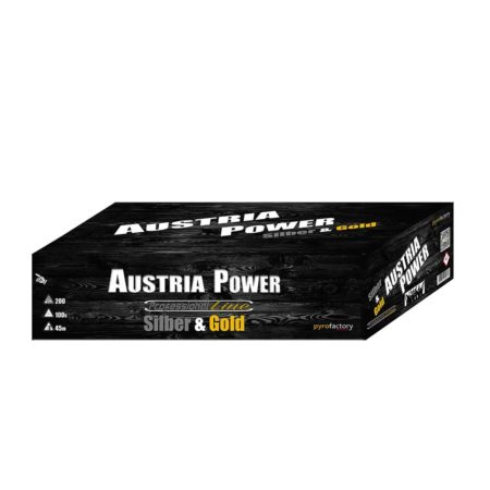 Austria Power Silber/Gold